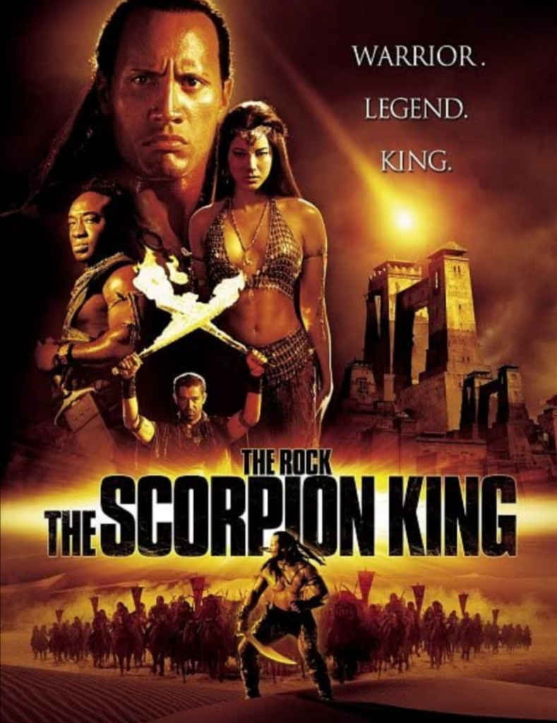 Il Re Scorpione: Dwayne Johnson e Dany Garcia