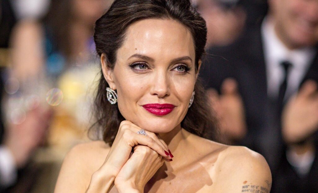 Angelina Jolie Don McCullin Unreasonable Behaviour
