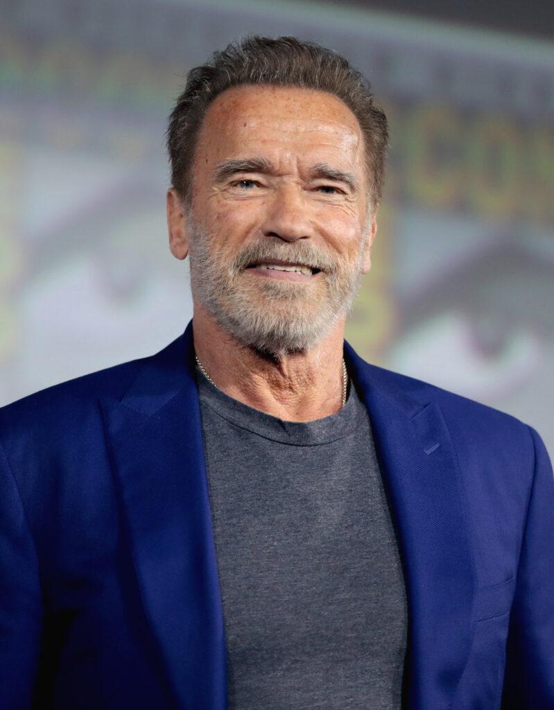 Netflix Skydance Arnold Schwarzenegger