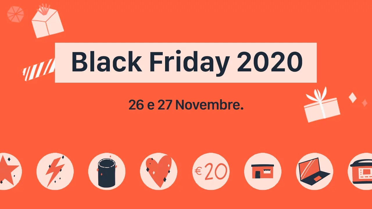 Black Friday 2020 Amazon Offerte