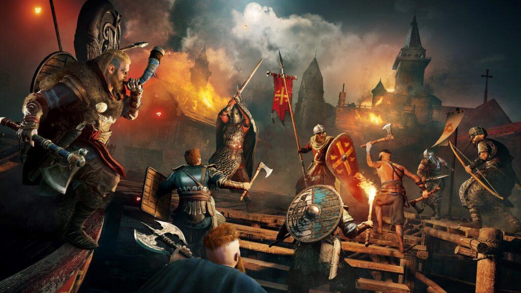 Assassin's Creed Valhalla - Stagione 1 - La Stagione di Yule - Season 1