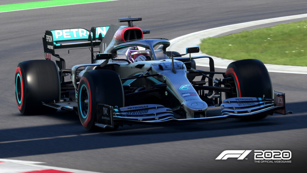 F1 2020 Gratis Trial Feature