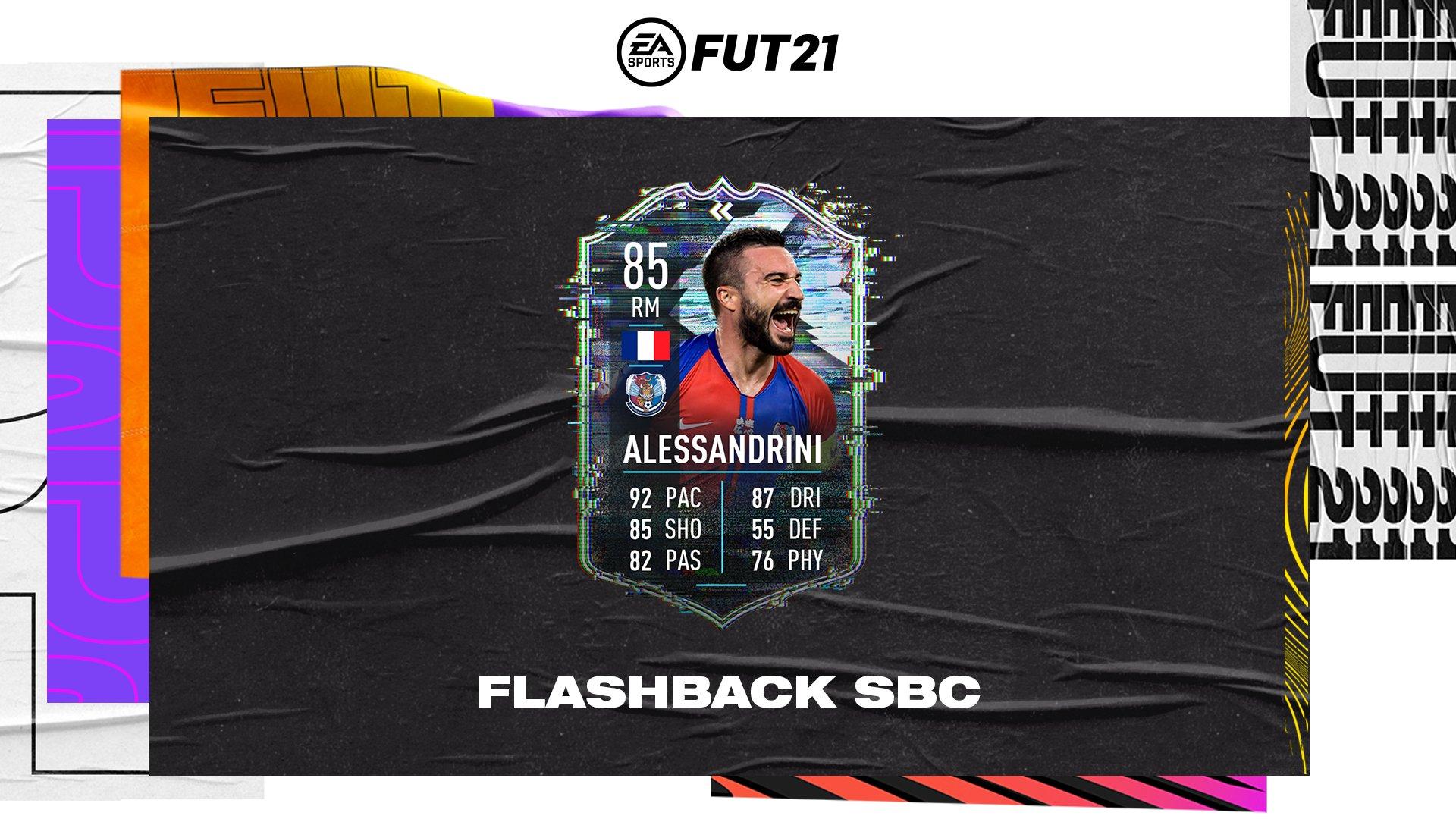 Alessandrini Flashback SBC