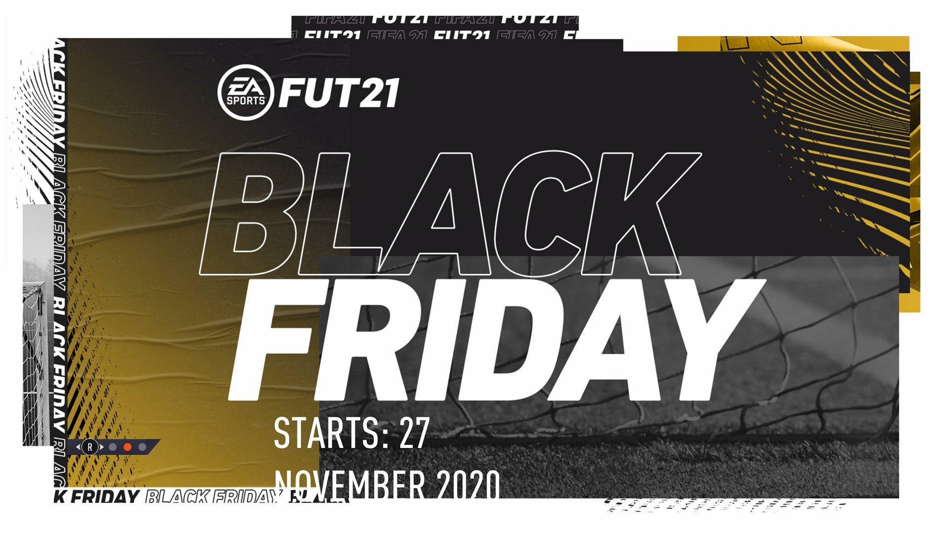 FIFA 21 Black Friday 2020