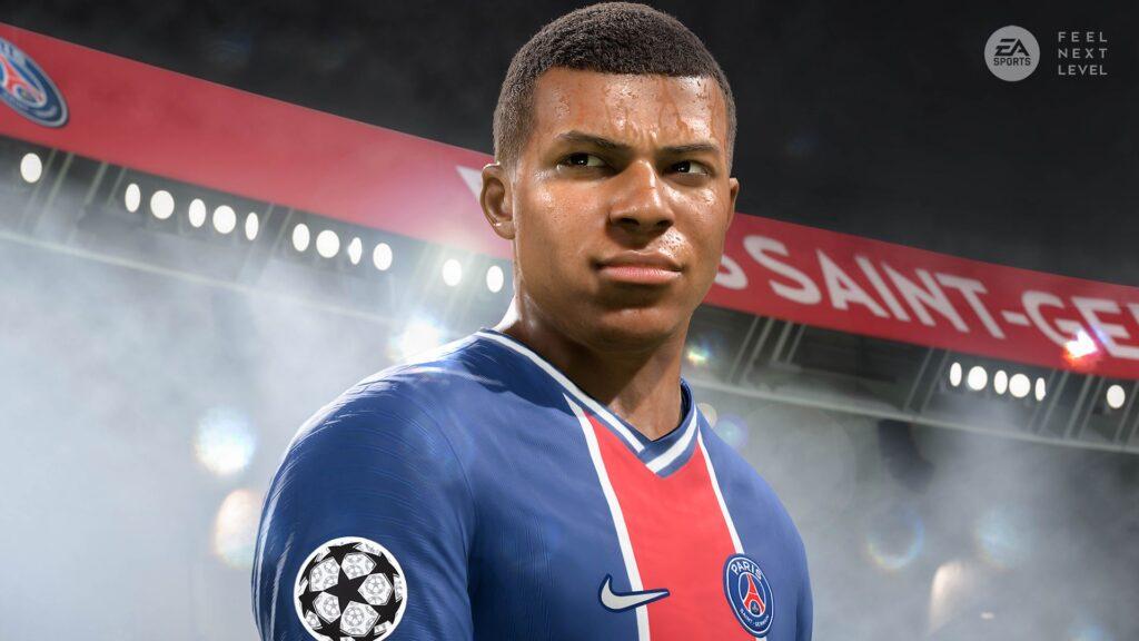 FIFA 21 Next Gen PS5 Xbox Series X