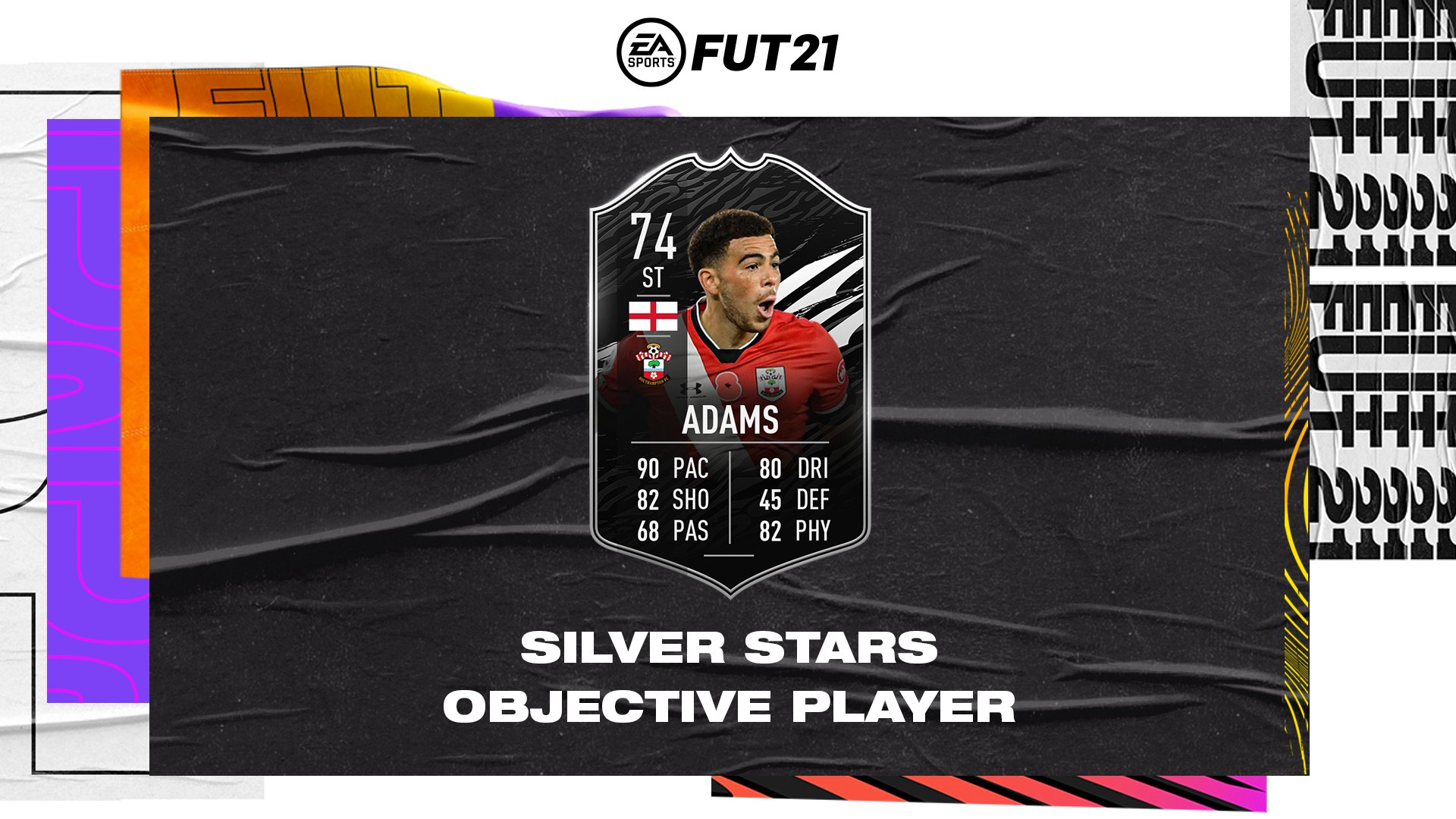 Adams Silver Star Objective Player