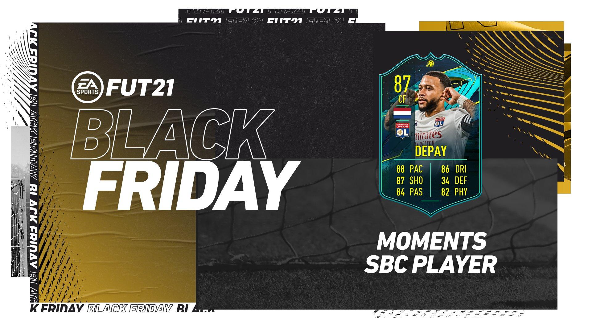 Depay Moments SBC FIFA 21