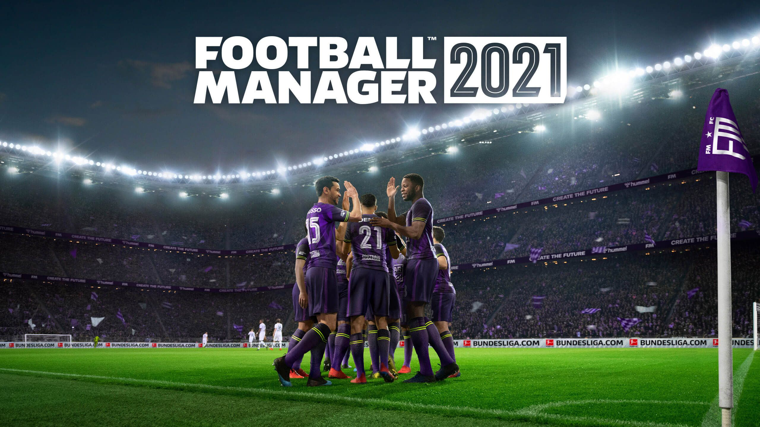 Football Manager 2021 FM21
