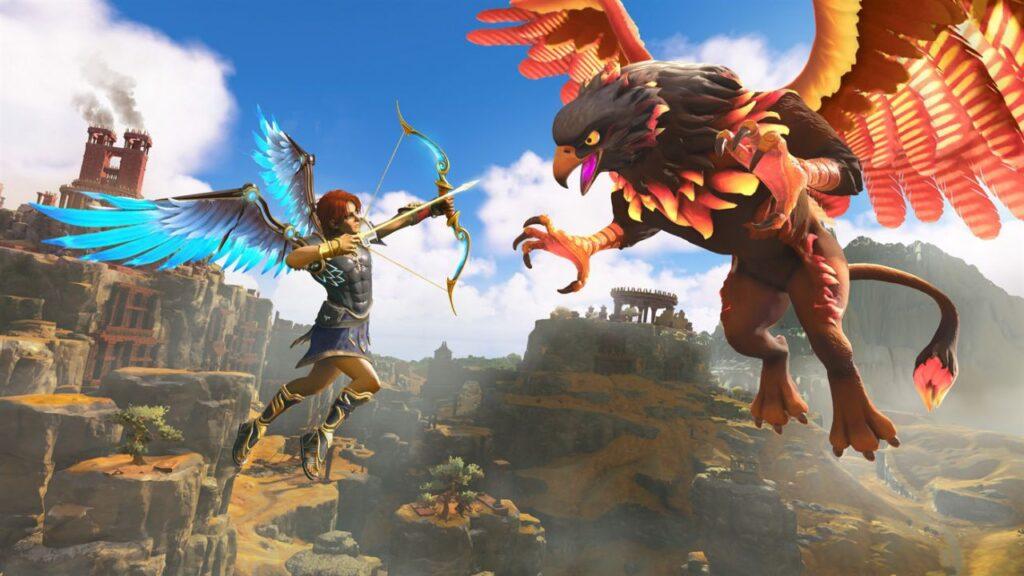 Immortals Fenyx Rising di Ubisoft