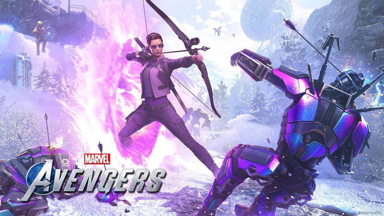 Marvel's Avengers - Kate Bishop