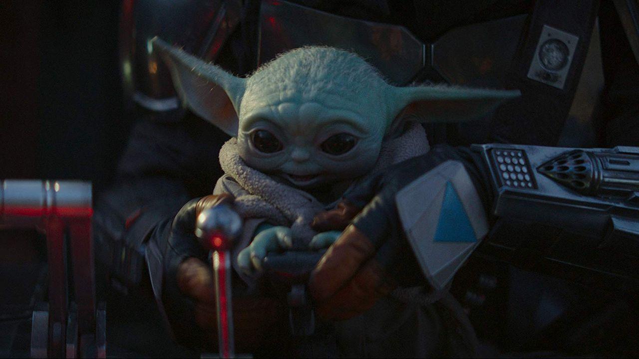The Mandalorian - Baby Yoda (Grogu)