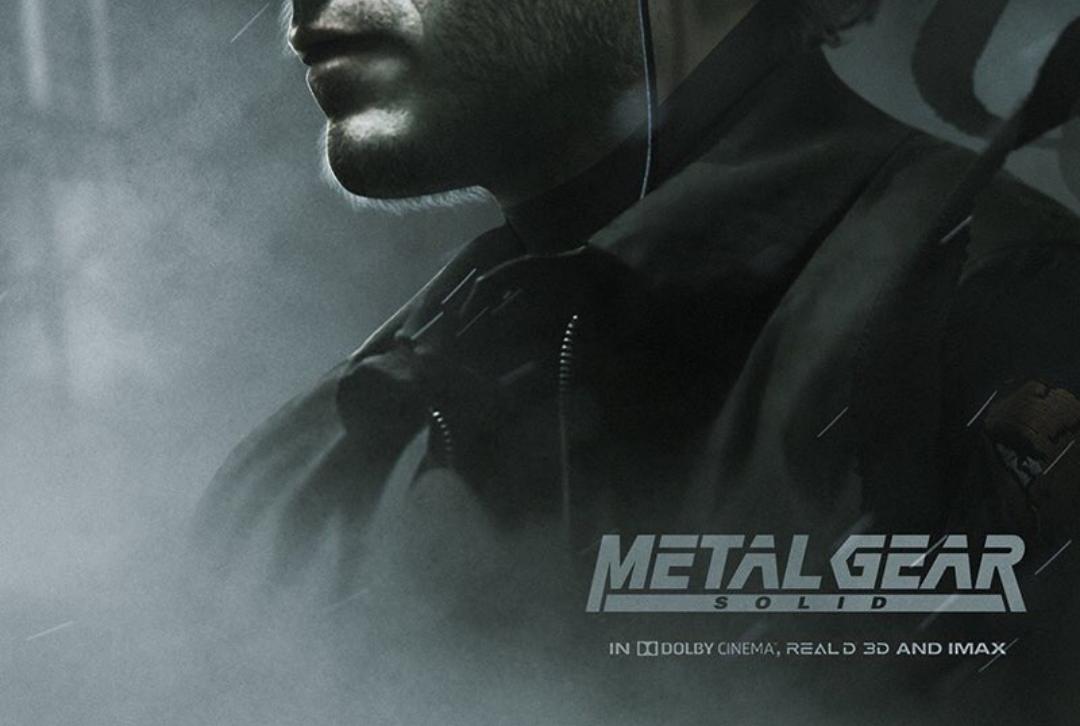 Oscar Isaac Sony Metal Gear Solid