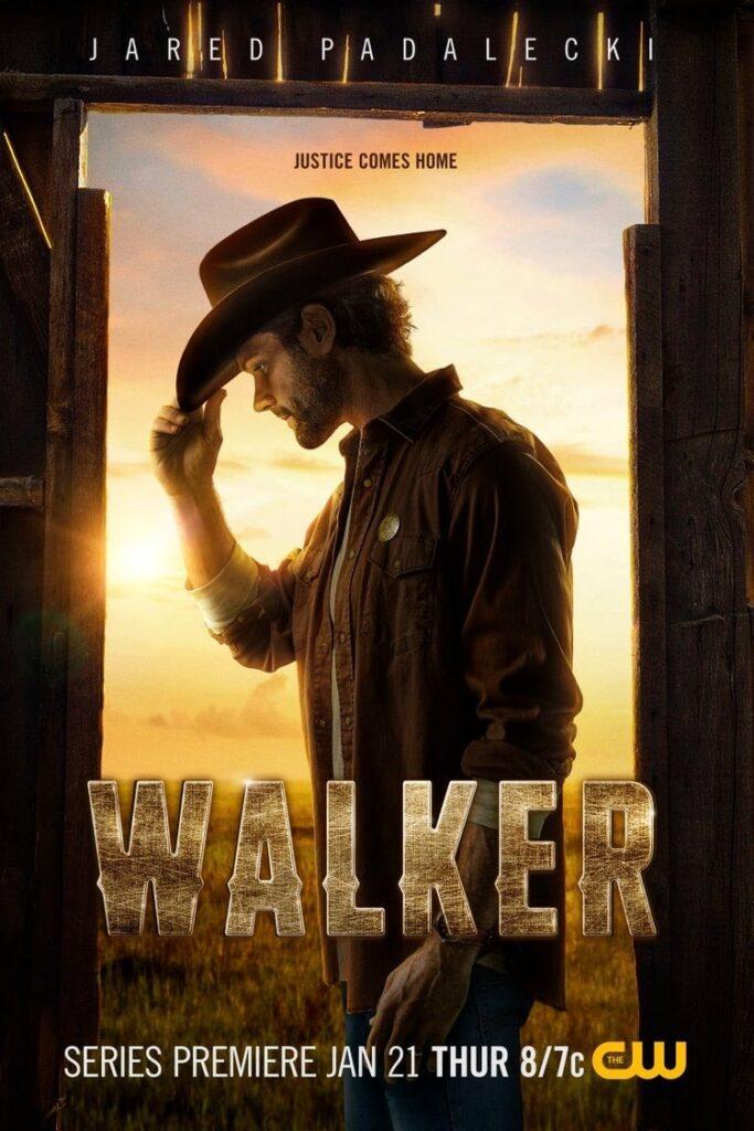 The Cw Walker Jared Padalecki