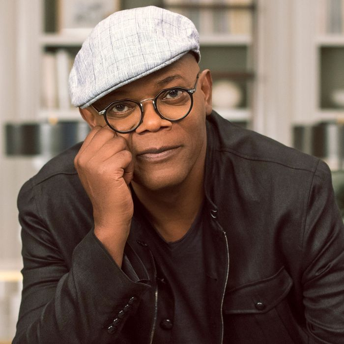 Samuel L. Jackson Apple Walter Mosley The Last Days of Ptolemy Grey