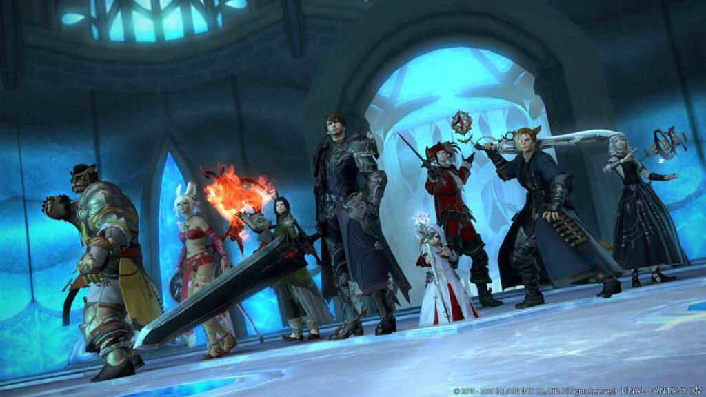 Final Fantasy XIV Online: patch 5.4
