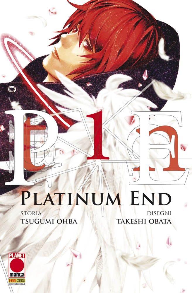 Platinum End Death note