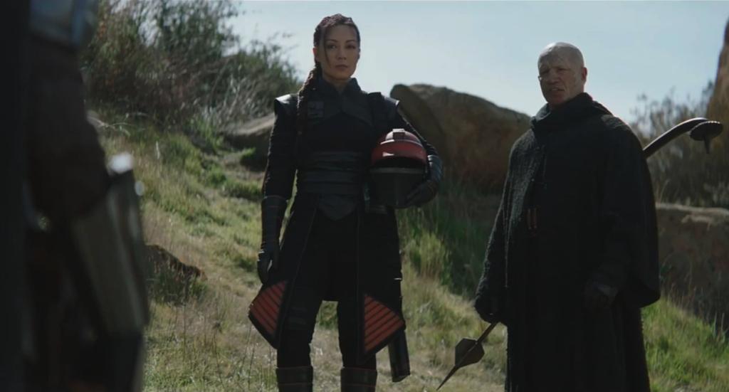 The Mandalorian 2x06 - Fennec Shand e Boba Fett
