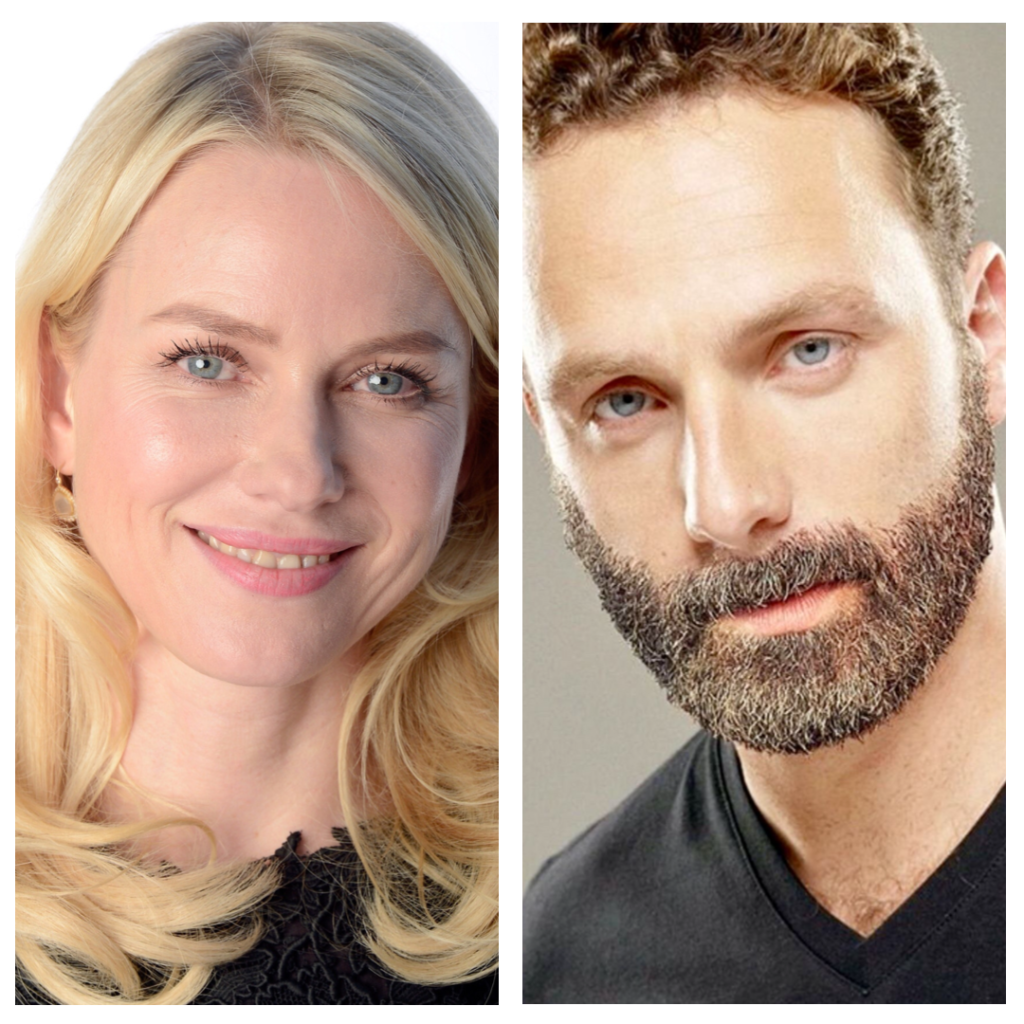 Naomi Watts Andrew Lincoln Netflix Penguin Bloom