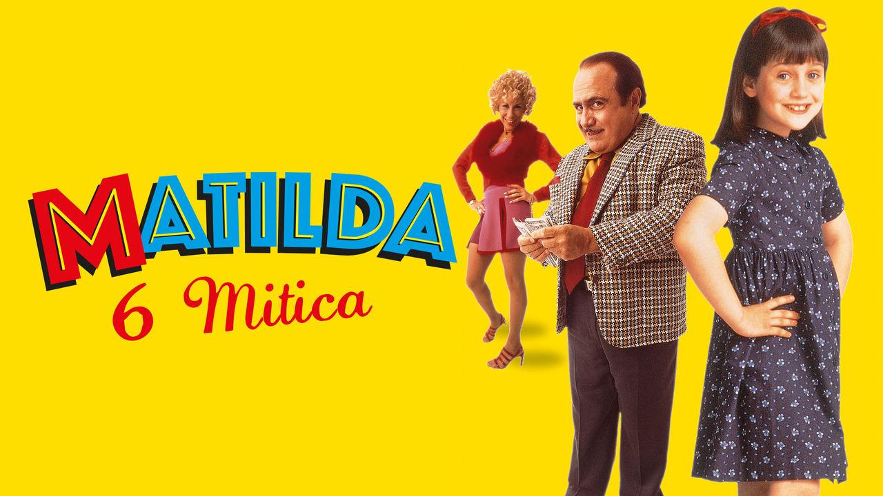 Lashana Lynch Matilda Netflix