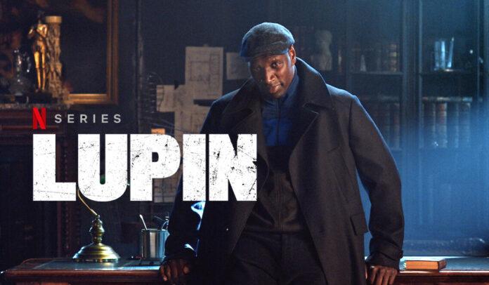Netflix Lupin Omar Sy Parigi