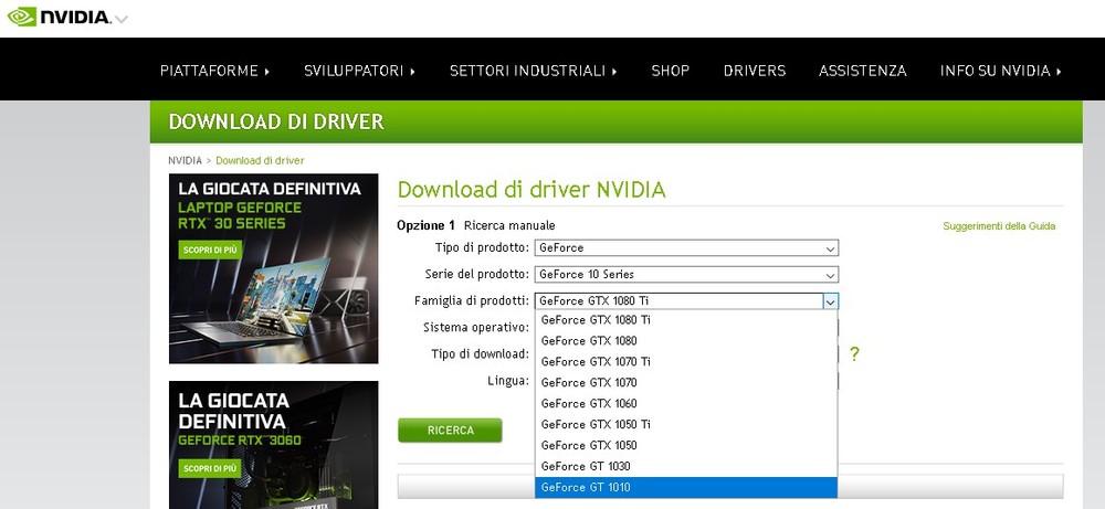 Nvidia Driver Downloader