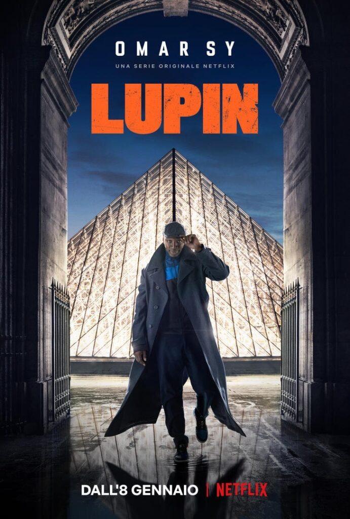 Lupin Netflix Omar Sy Parigi