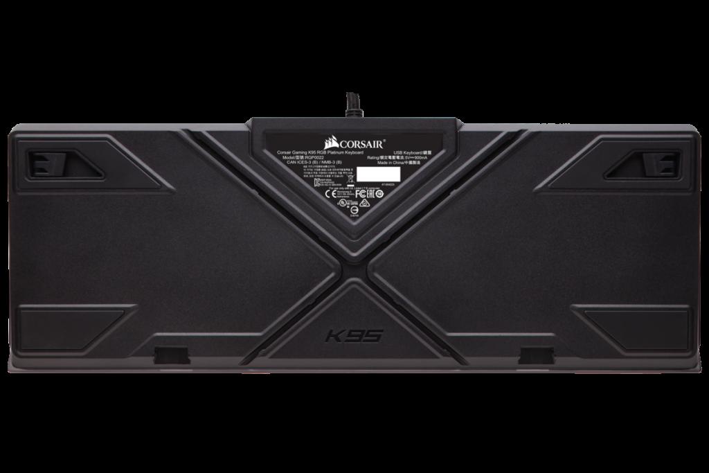 Retro Corsair K95 Platinum