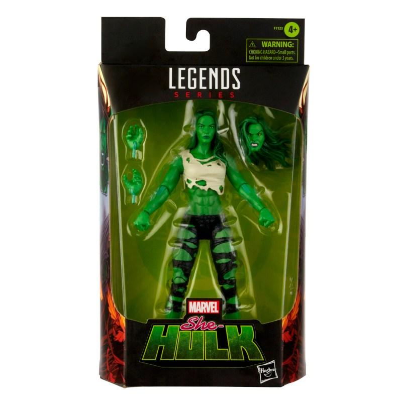 She-Hulk Marvel Legends Series di Hasbro