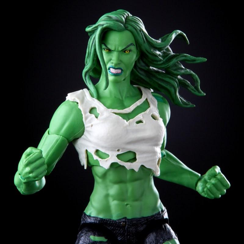 She-Hulk Marvel Legends Series Hasbro