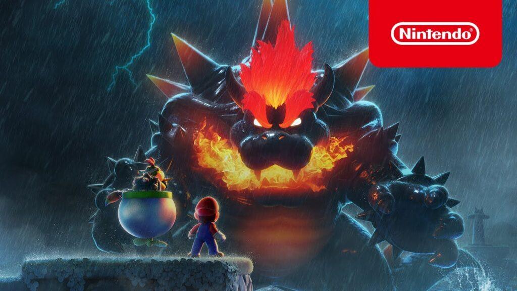 Super Mario 3D World + Bowser's Fury Super Mario 3D World Nintendo Switch