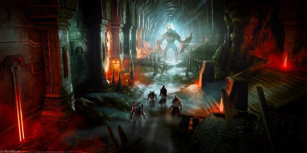 Dragon Age 4 ambientazione