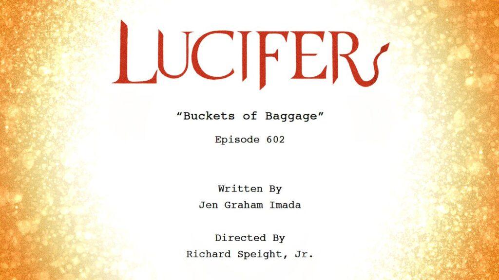 Lucifer 6 - Titolo Episodio 6x02