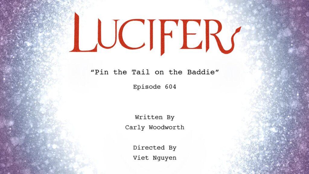 Lucifer 6 - Titolo Episodio 6x04