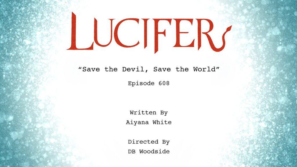 Lucifer 6 - Titolo Episodio 6x08
