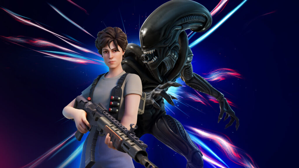 Fortnite Alien skin