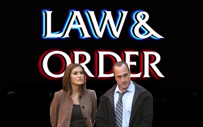 Law & Order SVU Organized Crime