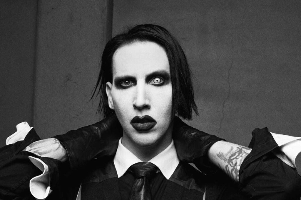 Marilyn Manson Evan Rachel Wood abusi