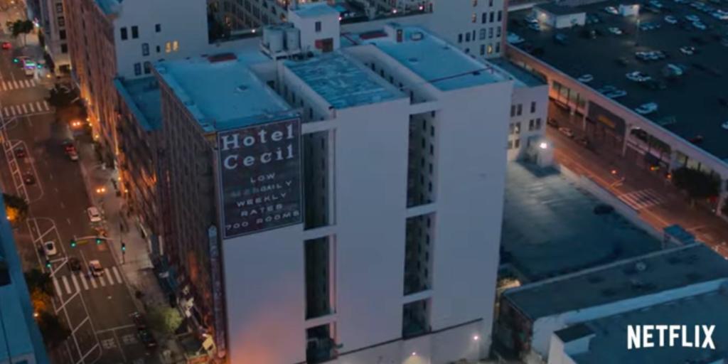 Netflix Sulla scena del delitto: il caso del Cecil Hotel, Elisa Lam