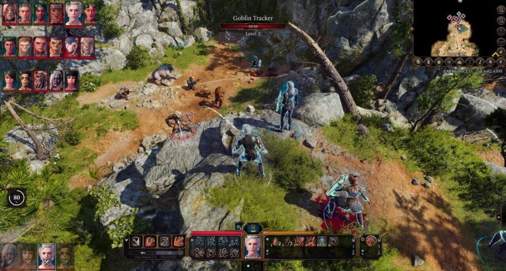 Baldur's Gate 3 aggiornamento patch druidi
