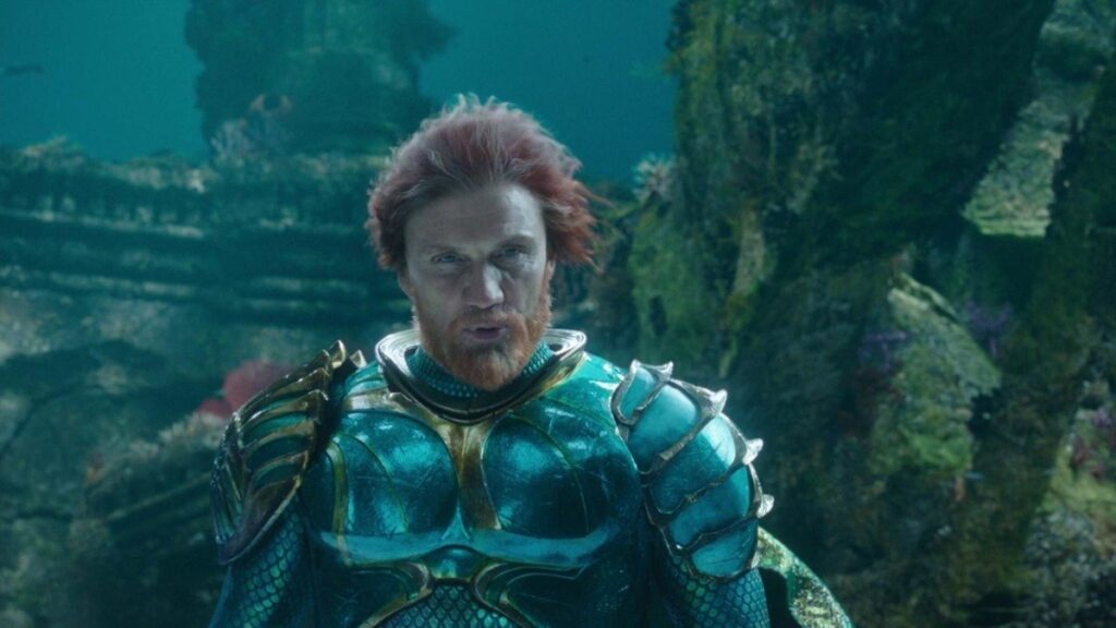 Aquaman 2 Dolph Lundgren