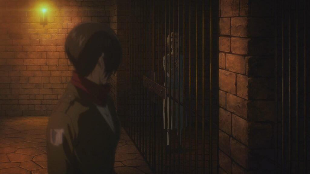 Attacco dei giganti Mikasa