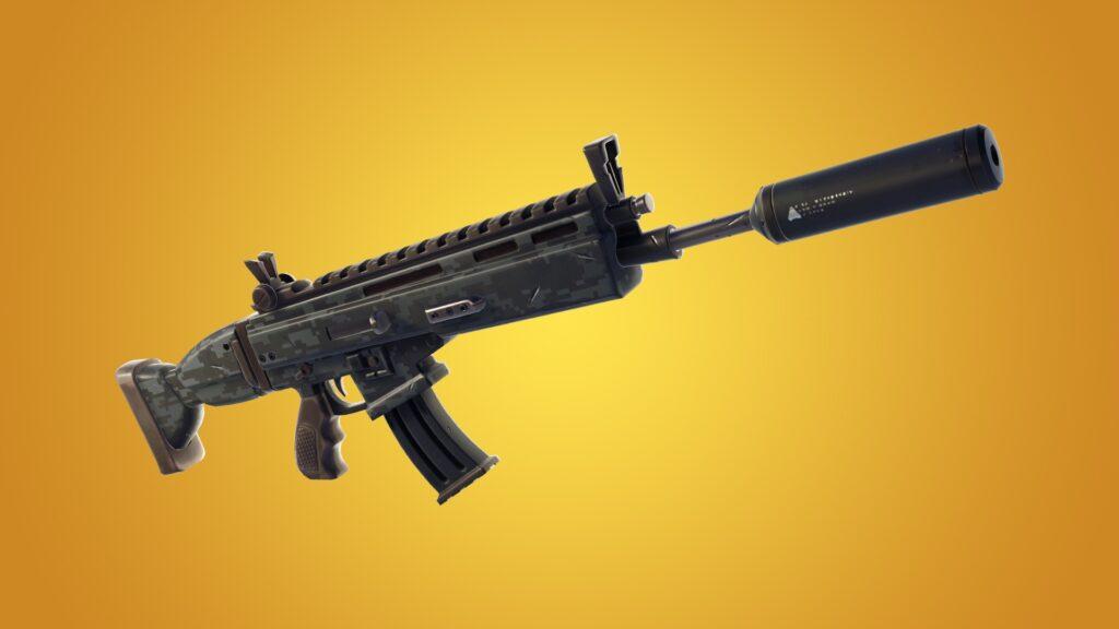 Fortnite sfide settimana 10 armi