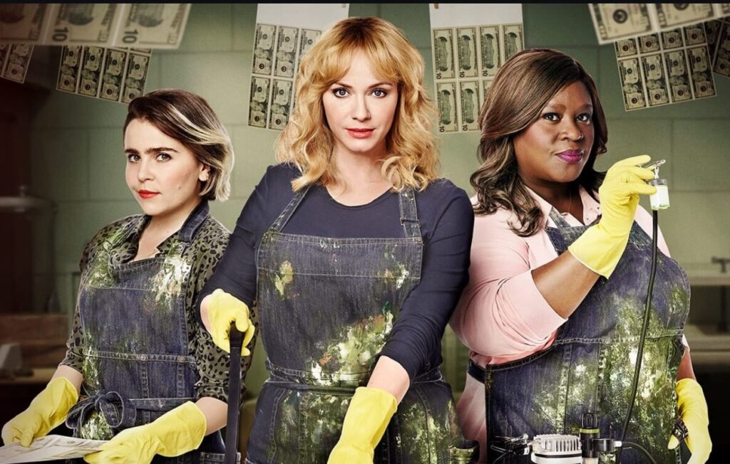 Good girls stagione 4 promo NBC