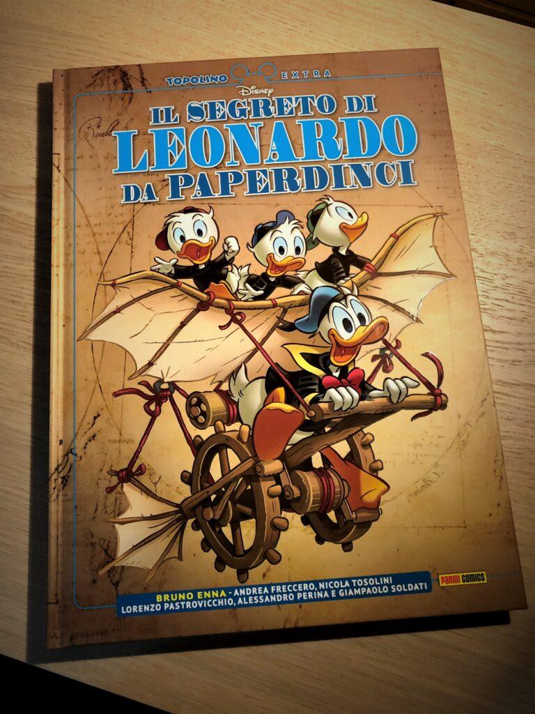 Il Segreto di Leonardo da Paperdinci