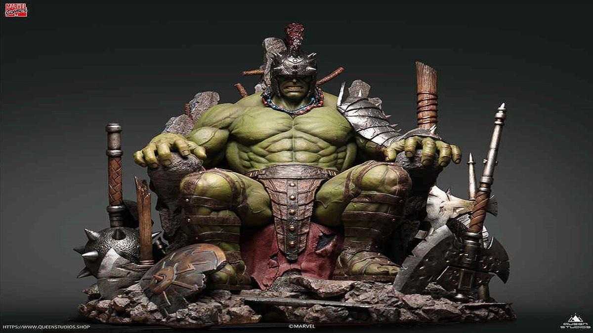 Green Scar Hulk