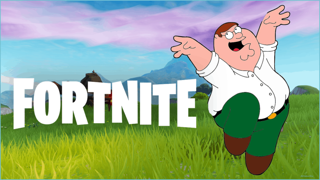 Fortnite Epic Games Peter Griffin