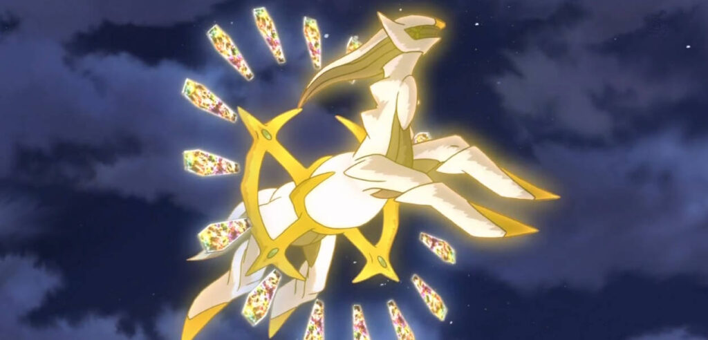 Pokémon Diamante e Perla remake Arceus