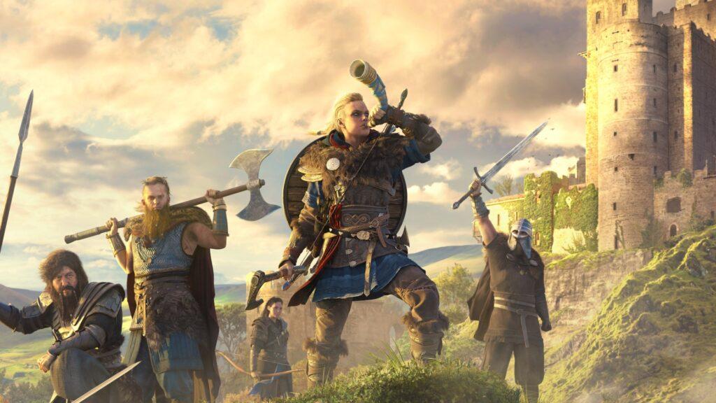 Assassin's Creed Valhalla record incassi per Ubisoft