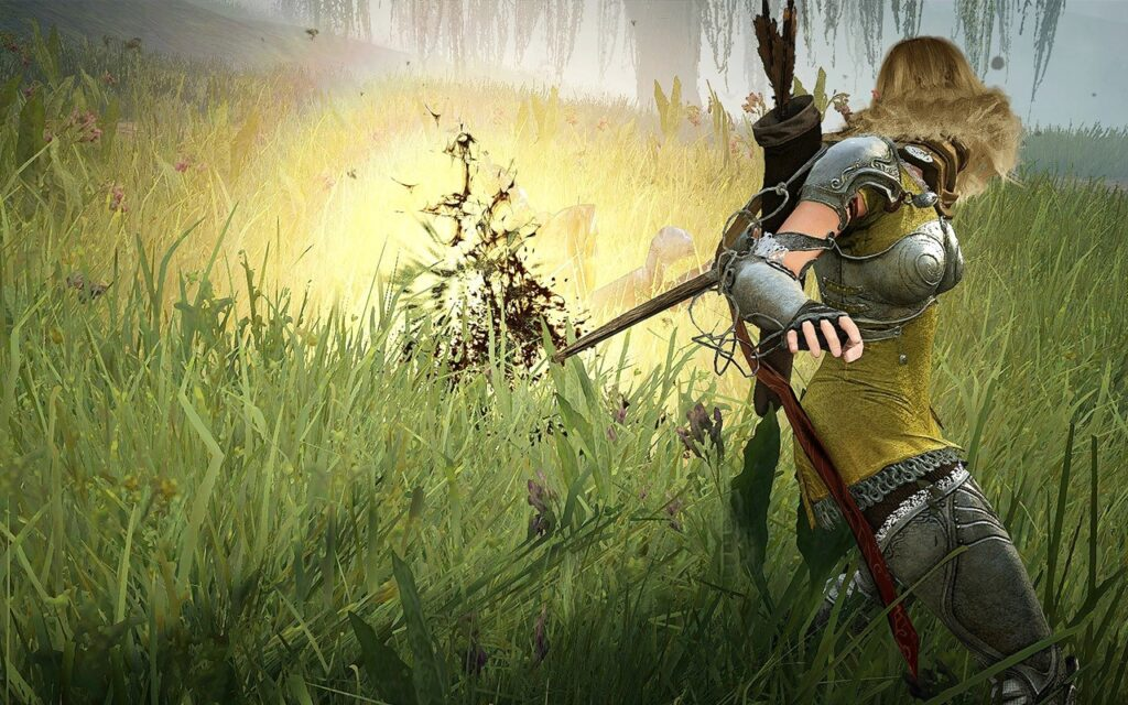 Black Desert Online gratis su Steam