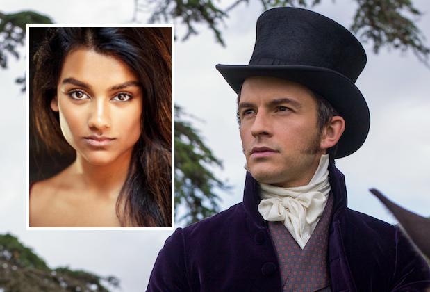 Simone Ashley sarà la nuova protagonista della seconda stagione di Bridgerton